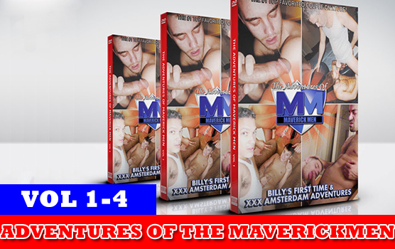 Maverick Men Dvds